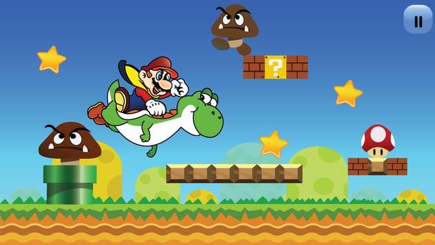 super Yoshi jungle world screenshot 1
