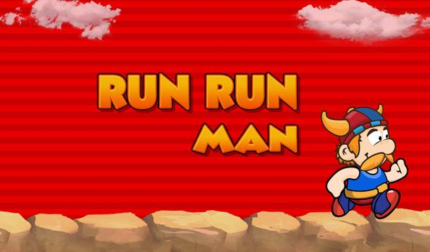 Run Run Man poster