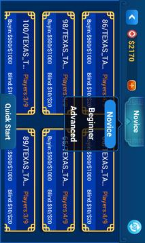 HD Texas Poker - Texas Hold'em screenshot 6
