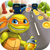 Turtles Subway Ninja icon