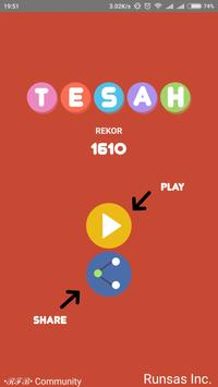 Tesah screenshot 1