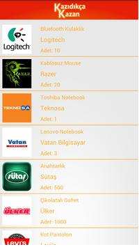 Kazıdıkça Kazan apk screenshot
