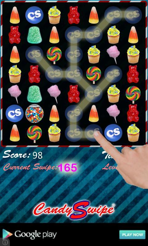 candy swipe for android apk download