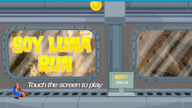 Run Soy Luna apk screenshot