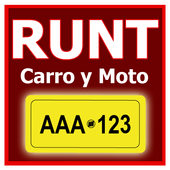 RUNT POR PLACA icon