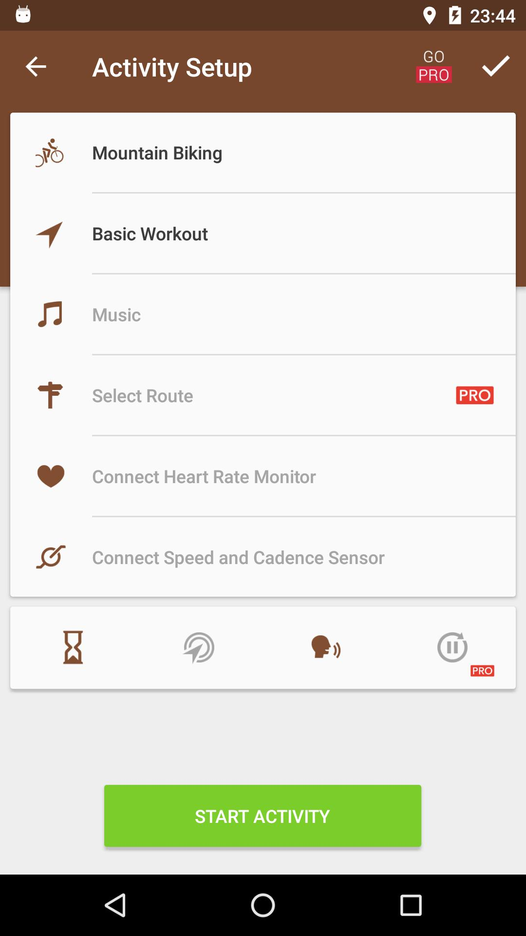 Runtastic Mountain Bike GPS Tracker for Android - APK Download