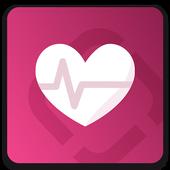 Runtastic Heart Rate Monitor & Pulse Checker icon