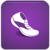 Runtastic Pedometer Step Counter icon