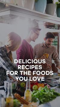 Runtasty - Рецепты здорового питания с видео скриншот приложения