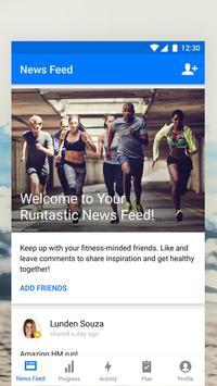 Runtastic Running App & Mile Tracker apk स्क्रीनशॉट
