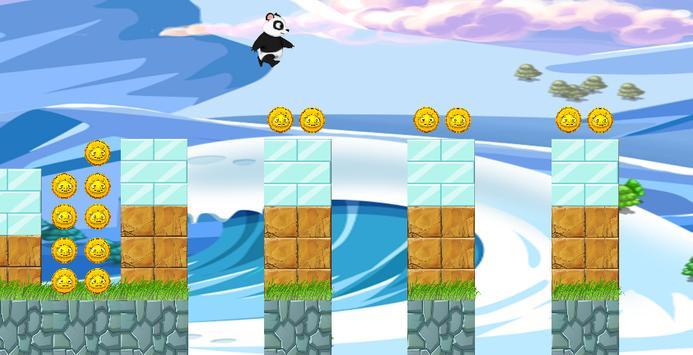 Go Panda Run 2017 screenshot 2