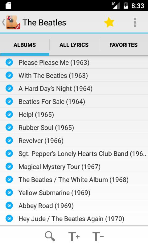 Lyrics With Chords Apk Download Free Music Audio App For Android