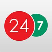 Rush 24/7 icon