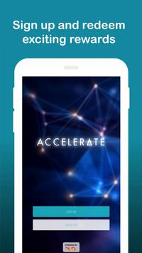 Accelerate poster