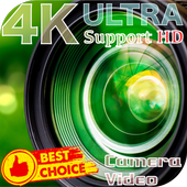 DSLR Camera Ultra HD icon