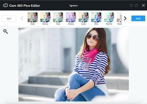 Cam 360 Plus Editor apk screenshot