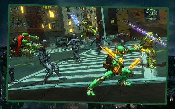 Turtle Rush Ninja apk screenshot