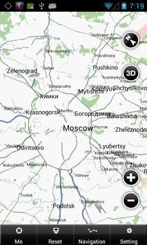 Russia Map apk screenshot