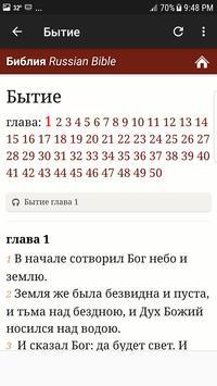 Библия captura de pantalla 3