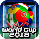 World Cup 2018 Teams Flags Live Wallpaper APK