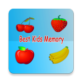 Best Kids Memory Games icon