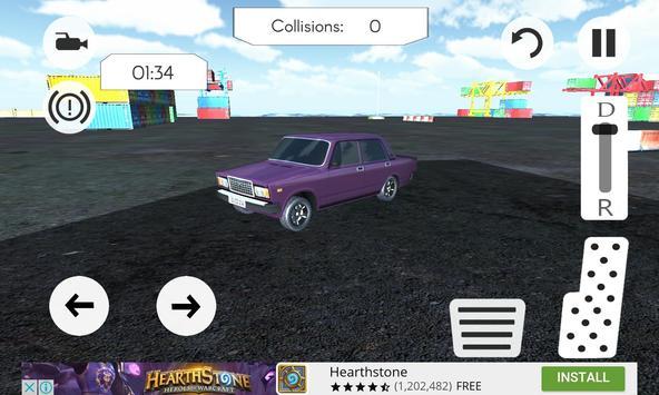 Русская Парковка 3D apk screenshot