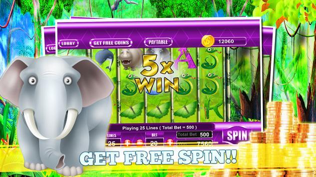 Nat Geo Wild Slots poster