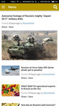 RussiaFeed poster