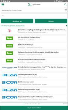 TT Jobs apk screenshot