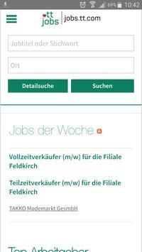 TT Jobs poster