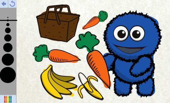 Kids Coloring Game — Russpuppy screenshot 19