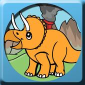 Kids Dinosaurs icon