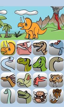 Kids Dinosaurs poster