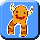 Monsters for Toddlers APK