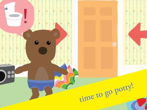 Potty Training Game apk screenshot