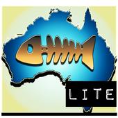 Australian Fishing App - Lite icon