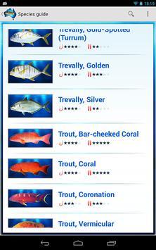 Australian Fishing App - Lite screenshot 3