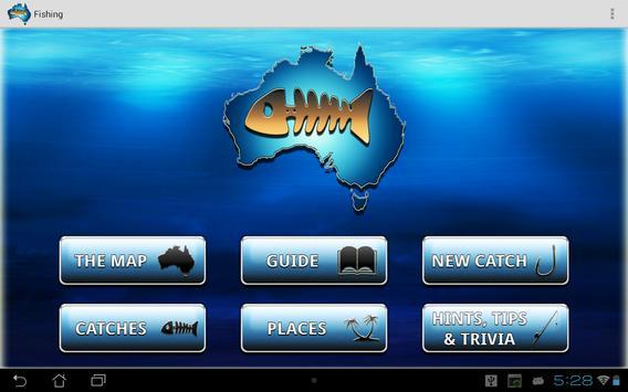 Australian Fishing App - Lite screenshot 8
