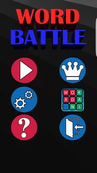 Word Battle poster