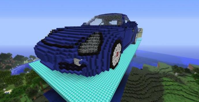 Машины для Майнкрафт apk screenshot