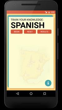 Spanish Trainer poster