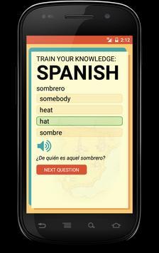 Spanish Trainer screenshot 5