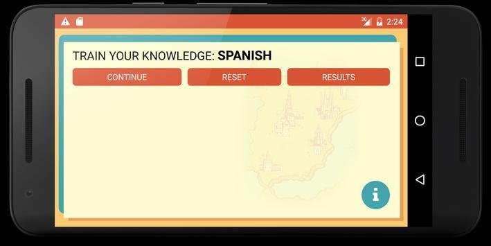Spanish Trainer screenshot 6