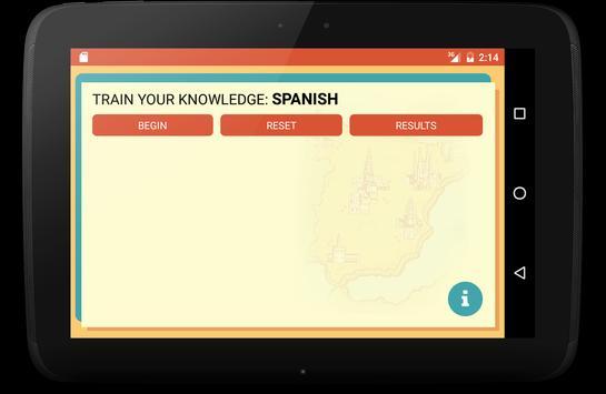 Spanish Trainer screenshot 8
