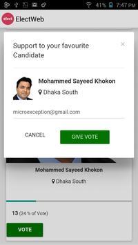 elect360 apk screenshot