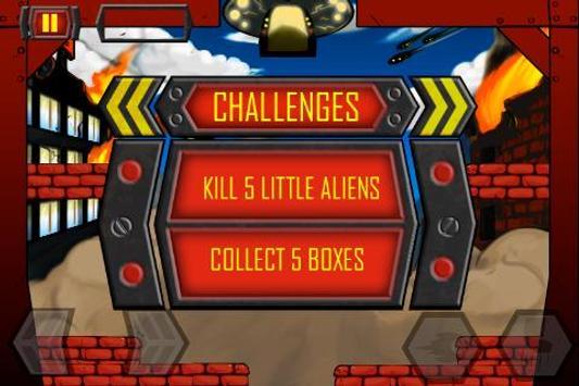 Brothers Vs Aliens screenshot 1