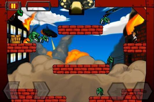 Brothers Vs Aliens screenshot 4