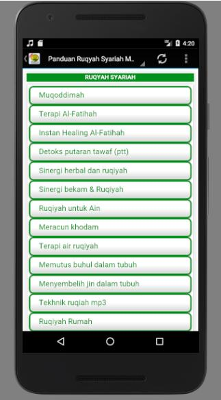 Ruqyah Shariah Mp3 Offline for Android - APK Download