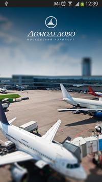 Парковки Аэропорта Домодедово poster
