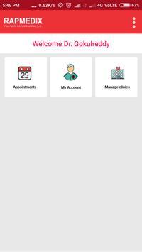 Rapmedix Partner apk screenshot
